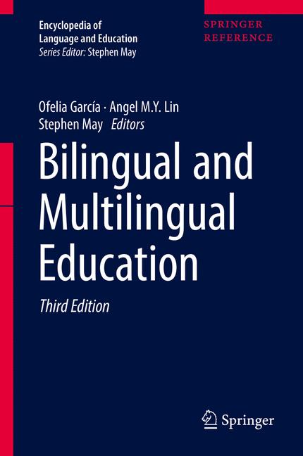 Cover of 'Bilingual and Multilingual Education'