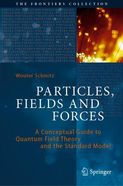 Cover of 'Particles, Fields and Forces'