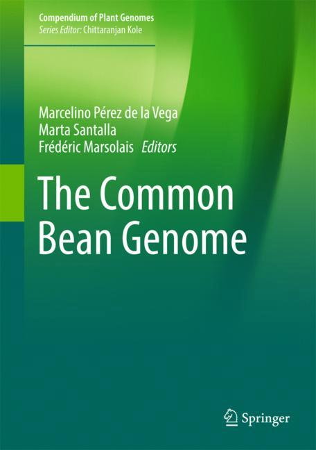 Cover of 'The Common Bean Genome'