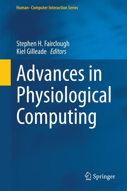 Cover of 'Advances in Physiological Computing'