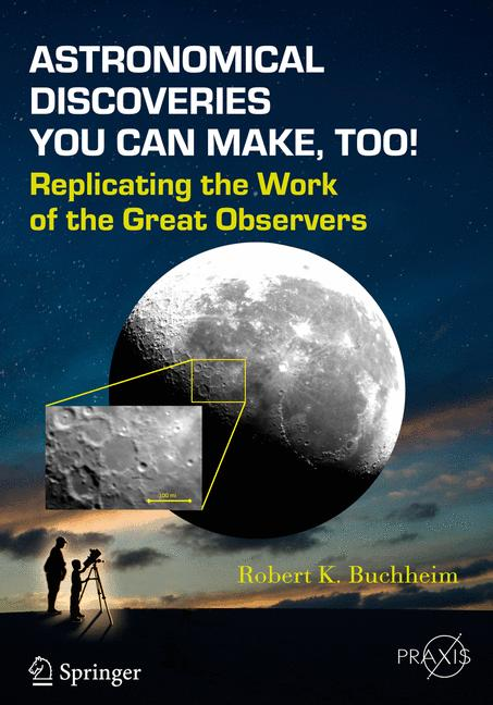 Cover of 'Astronomical Discoveries You Can Make, Too!'
