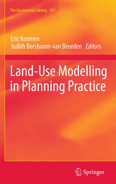Cover of 'Land-Use Modelling in Planning Practice'