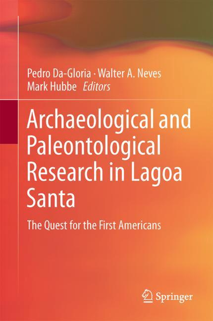 Cover of 'Archaeological and Paleontological Research in Lagoa Santa'