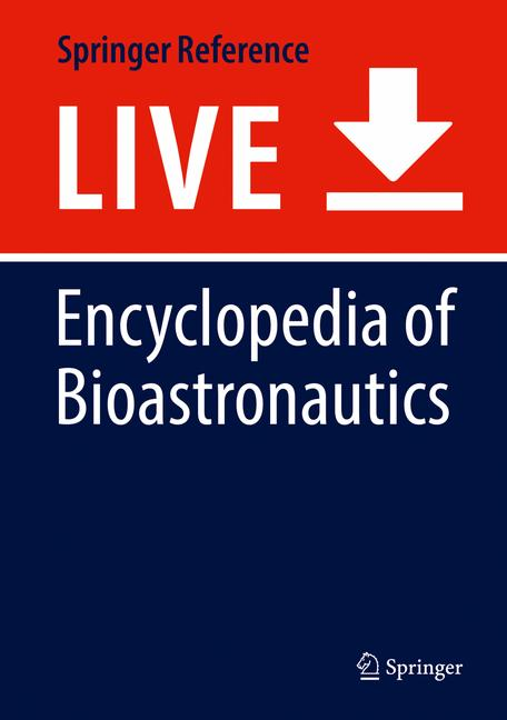 Cover of 'Encyclopedia of Bioastronautics'