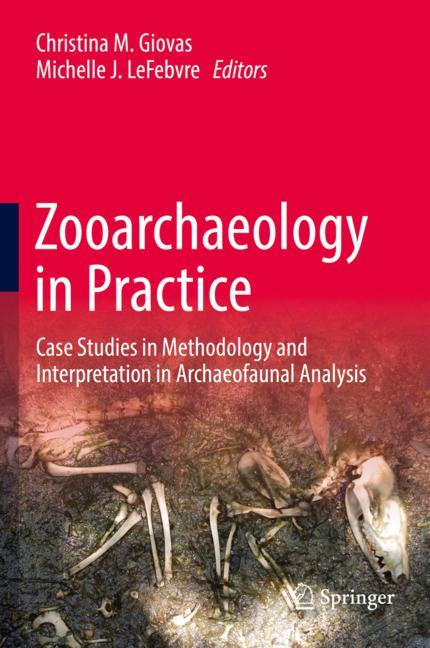 Cover of 'Zooarchaeology in Practice'