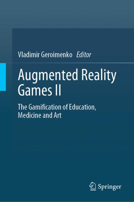 Cover of 'Augmented Reality Games II'