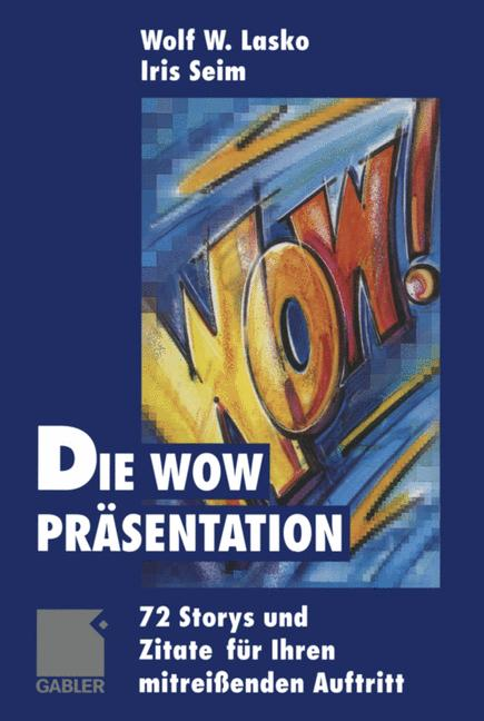 Cover of 'Die Wow-Präsentation'