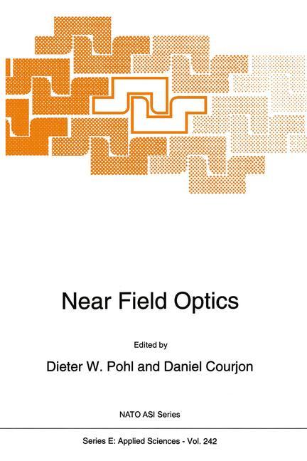Cover of 'Near Field Optics'