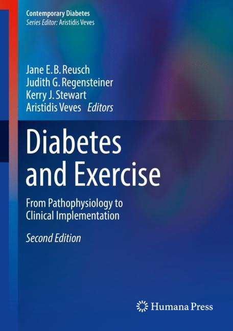 Cover of 'Diabetes and Exercise'