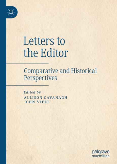 Cover of 'Letters to the Editor'