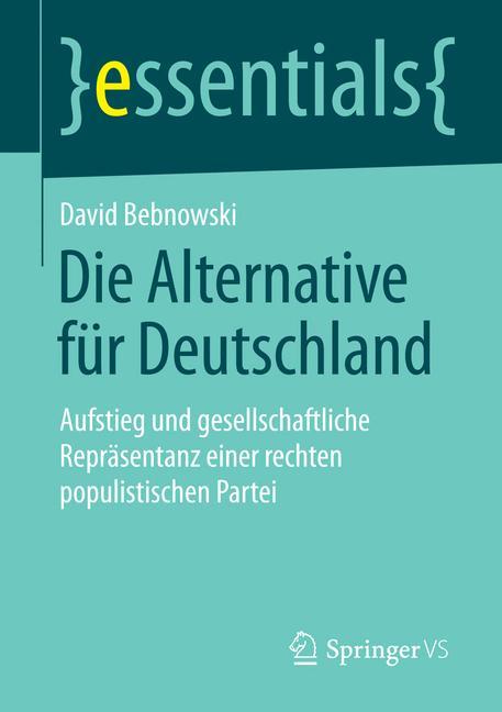 Cover of 'Die Alternative für Deutschland'