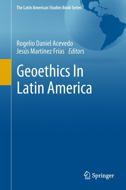 Cover of 'Geoethics In Latin America'