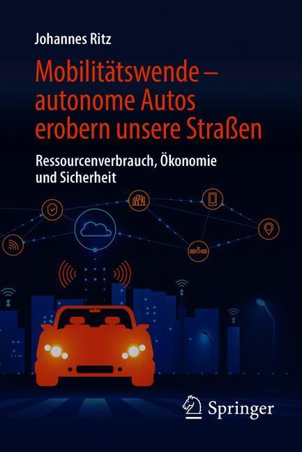 Cover of 'Mobilitätswende – autonome Autos erobern unsere Straßen'