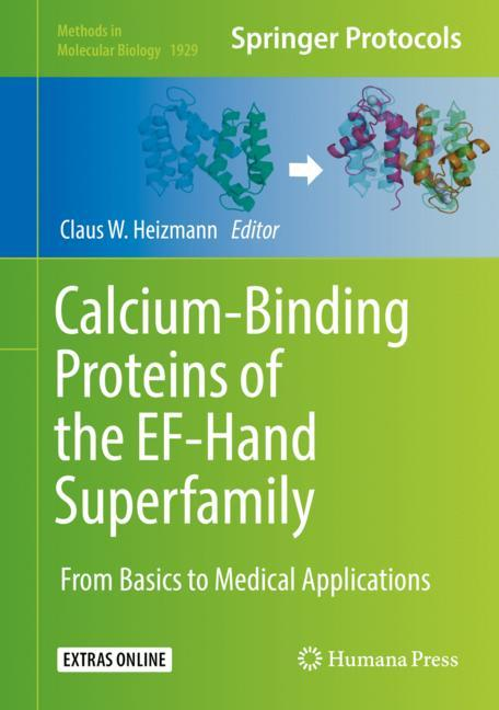 Cover of 'Calcium-Binding Proteins of the EF-Hand Superfamily'