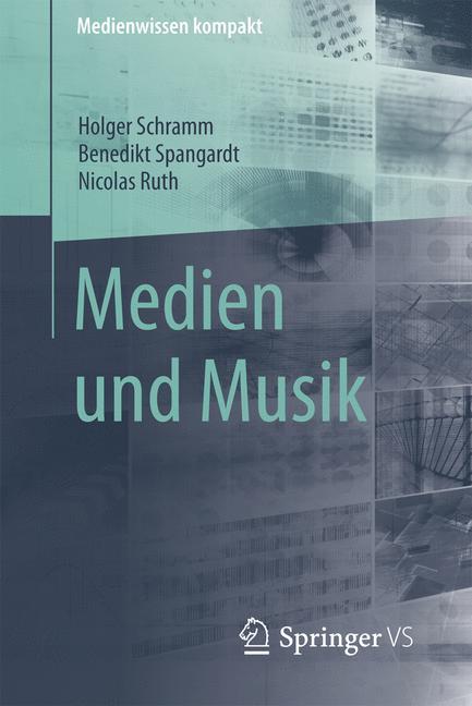 Cover of 'Medien und Musik'