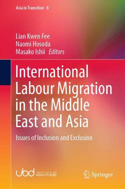 Cover of 'International Labour Migration in the Middle East and Asia'