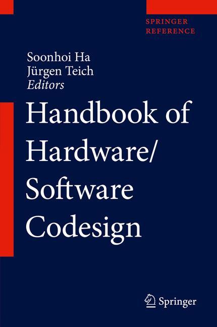 Cover of 'Handbook of Hardware/Software Codesign'
