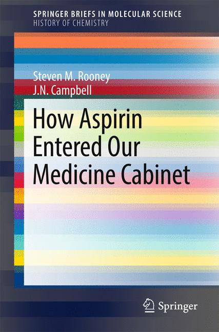 Cover of 'How Aspirin Entered Our Medicine Cabinet'