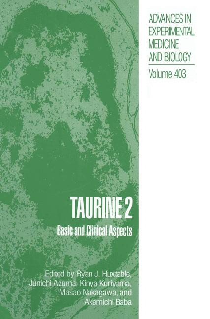 Cover of 'Taurine 2'