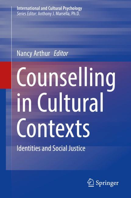 Cover of 'Counselling in Cultural Contexts'
