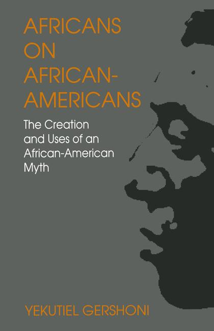 Cover of 'Africans on African-Americans'