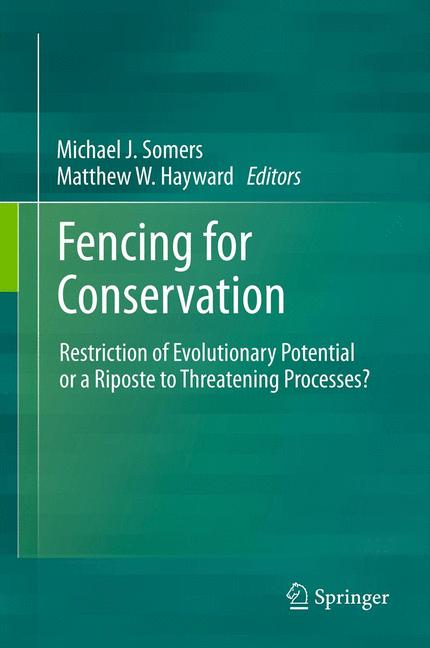 Cover of 'Fencing for Conservation'