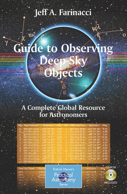 Cover of 'Guide to observing deep-sky objects : a complete global resource for astronomers'