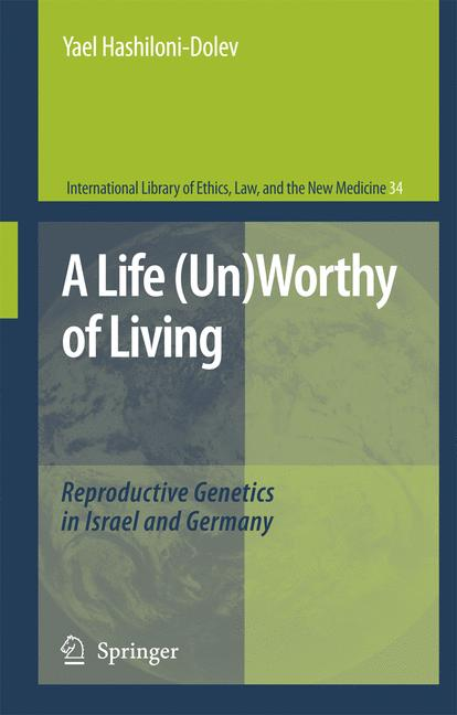 Cover of 'A Life (Un)Worthy of Living'