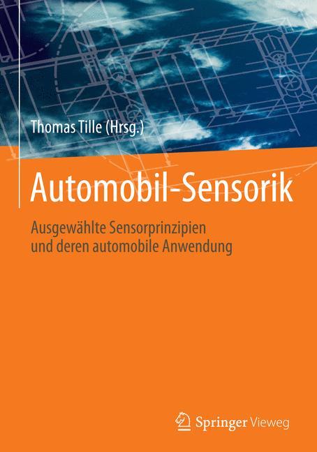 Cover of 'Automobil-Sensorik'