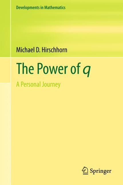 Cover of 'The Power of q'
