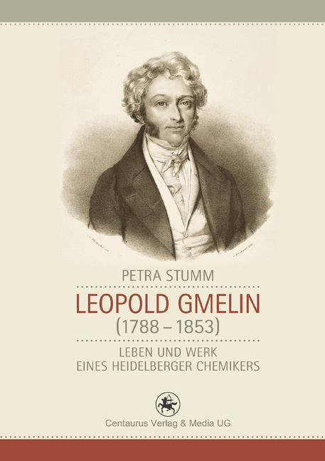 Cover of 'Leopold Gmelin (1788 - 1853)'