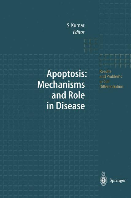 Cover of 'Apoptosis: Mechanisms and Role in Disease'