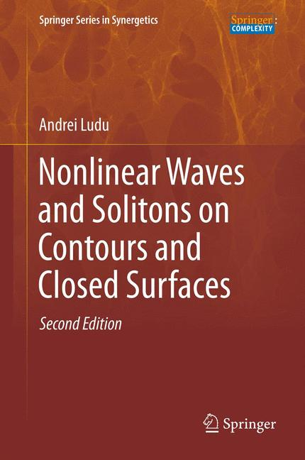 Cover of 'Nonlinear Waves and Solitons on Contours and Closed Surfaces'