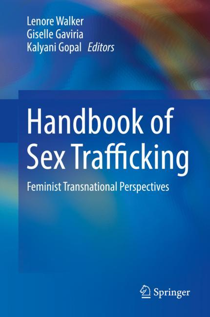 Cover of 'Handbook of Sex Trafficking'
