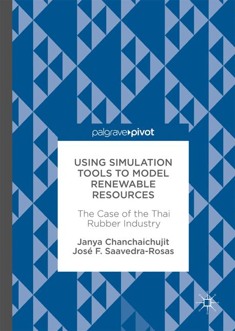Cover of 'Using Simulation Tools to Model Renewable Resources'