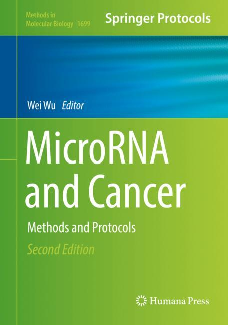 Cover of 'MicroRNA and Cancer'