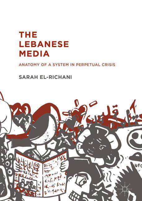 Cover of 'The Lebanese Media'