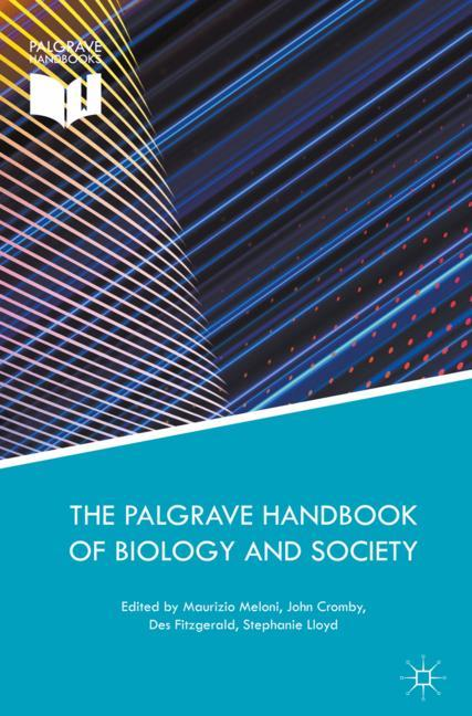 Cover of 'The Palgrave Handbook of Biology and Society'