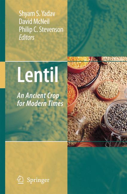 Cover of 'Lentil'