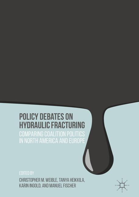 Cover of 'Policy Debates on Hydraulic Fracturing'