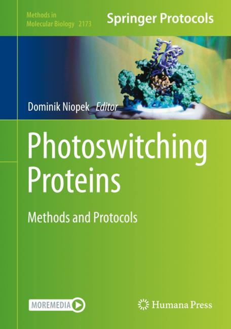 Cover of 'Photoswitching Proteins'