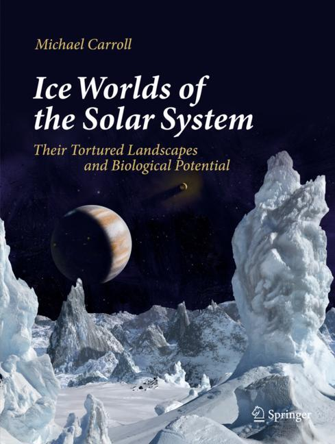 Cover of 'Ice Worlds of the Solar System'