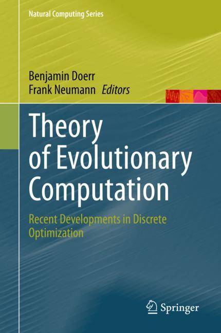 Cover of 'Theory of Evolutionary Computation'