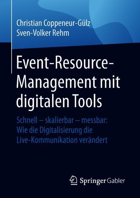 Cover of 'Event-Resource-Management mit digitalen Tools'