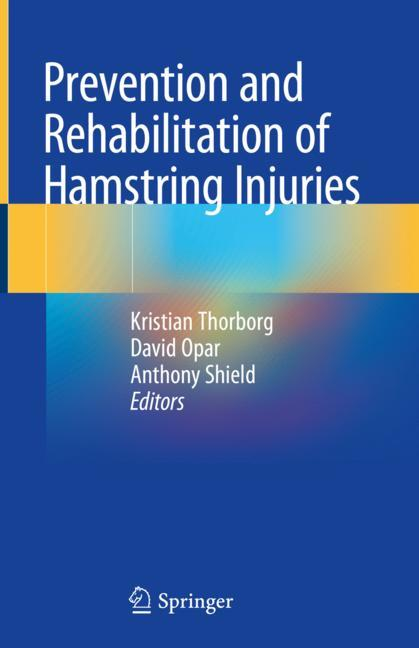 Cover of 'Prevention and Rehabilitation of Hamstring Injuries'