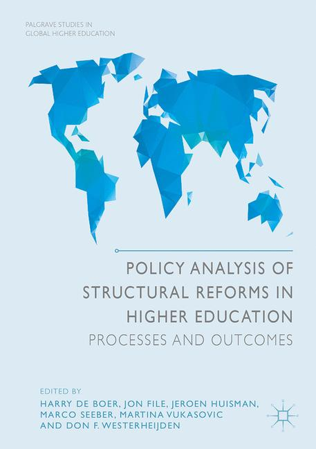 Cover of 'Policy Analysis of Structural Reforms in Higher Education'