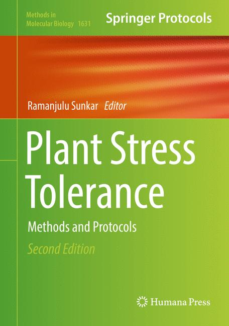 Cover of 'Plant Stress Tolerance'