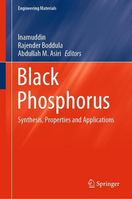Cover of 'Black Phosphorus'