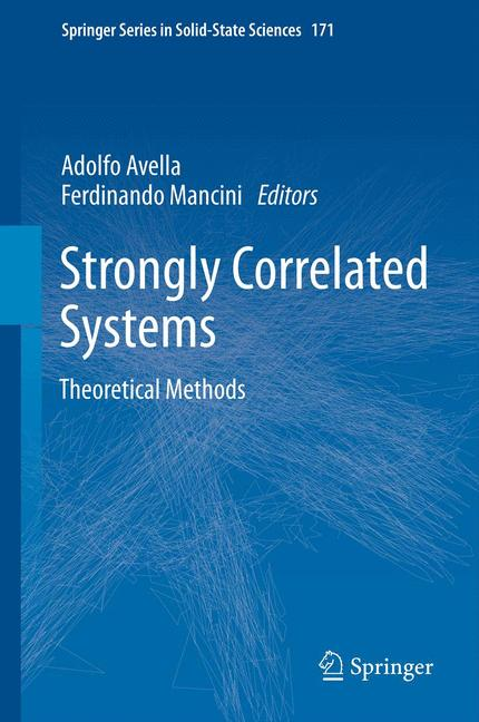 Cover of 'Strongly Correlated Systems'