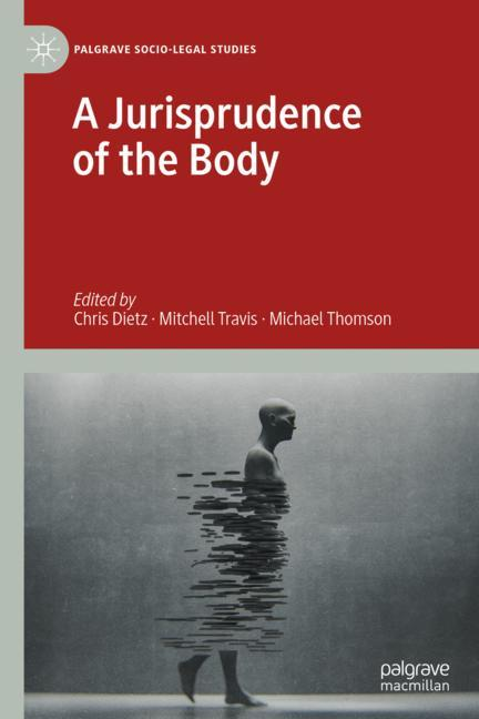 Cover of 'A Jurisprudence of the Body'